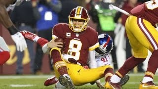 Thoughts On Giants Redskins 01-01-17 & Final Thoughts On The Redskins Season *SIGH* Rant Incoming...