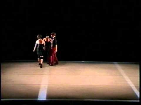 2000 Toda coisa se desfaz Parte 3 Cia 2 Nova Dança...