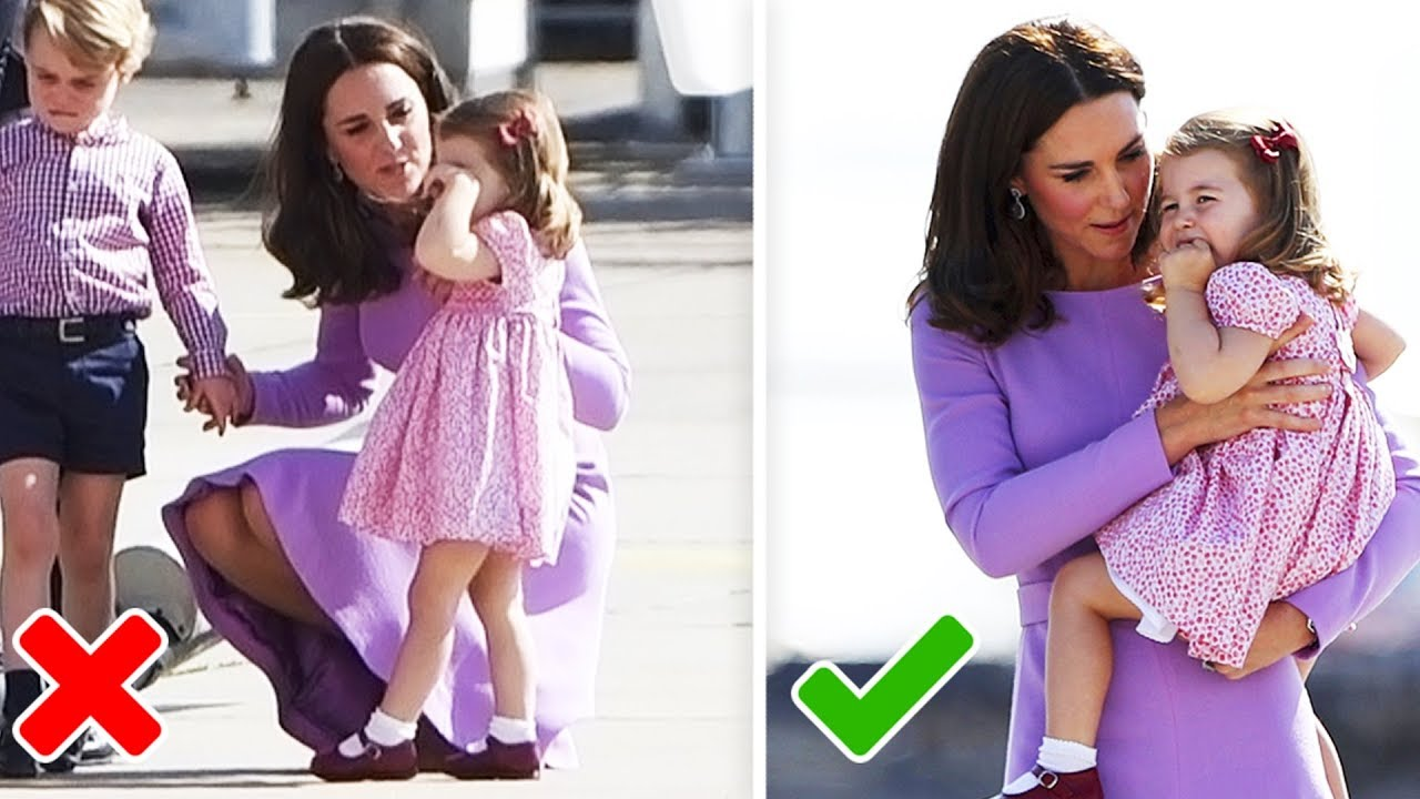 12 Principles of Royal Upbringing Parents Should Take Note Of