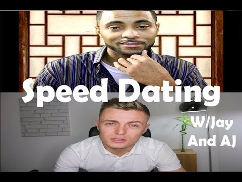 ASMR *Speed Dating* Roleplay collab w/ AJ says