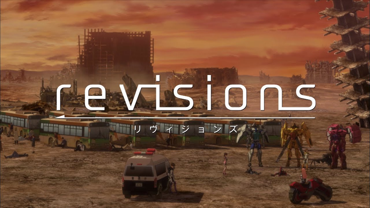 News Tvアニメ Revisions リヴィジョンズ 公式サイト