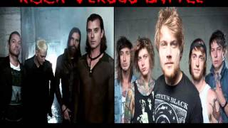 Rock Versus Battle - Bush vs. Asking Alexandria