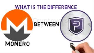 Difference between Monero and PivX