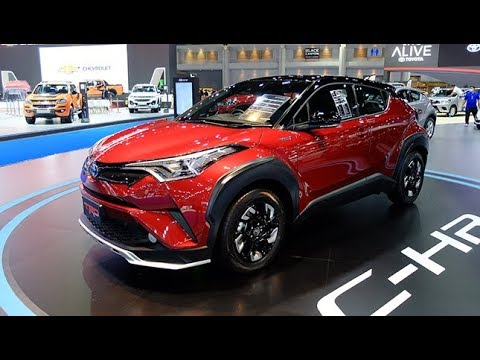 Toyota C HR Hybrid Siap Dipasarkan Tahun 2019