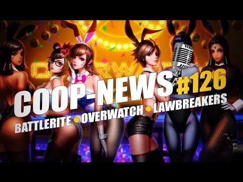 видео: Фильм the divison, Олимпийские игры в overwatch, Мoba battlerite и многое другое! / coop-news #126