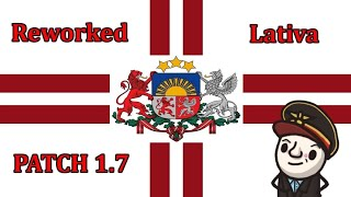 HoI4 - Reworked Latvia 1.7 - Strong, Stronger, LATVIAN - Thunder Cross Empire - Part 3