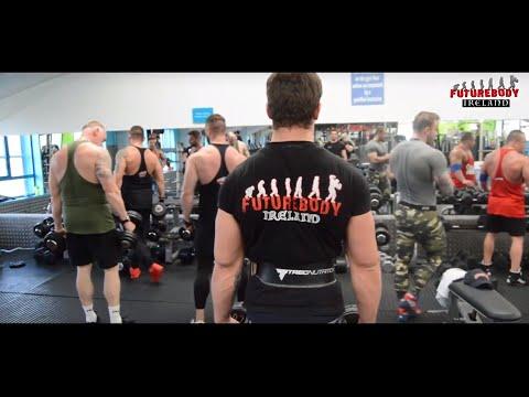 FUTUREBODY IRELAND #1 HD: Team Workout vol1 | Integral Gym Drogheda