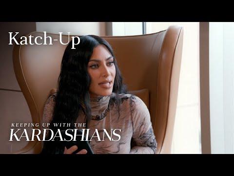 Kim Kardashian Gets A Health Update & Khloé Struggles With Tristan: KUWTK Katch-Up (S17, Ep 2) | E! thumbnail
