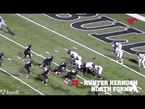 SMU Football 2015 Signing Day: Hunter Herndon
