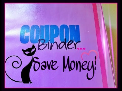 My Coupon Binder Overview!