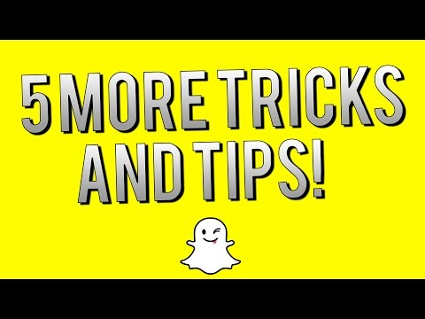 5 Useful Snapchat Tips and Tricks #3
