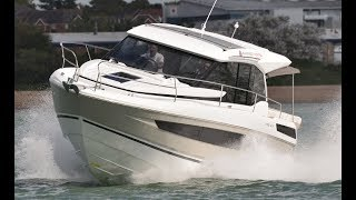 Jeanneau NC33   Review   Motor Boat & Yachting