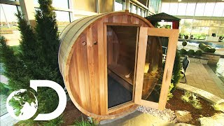 SAUNAS | How It's Made