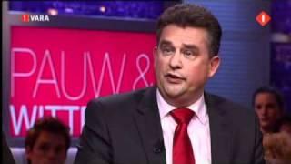 Emile Roemer bij Pauw & Witteman