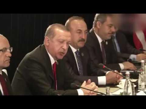 Erdoğan'dan Obama'ya Canlı Yayında FETO...