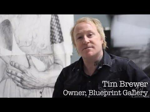 Small Biz Success Story Tattoo Artist Tim Brewer At Blueprint Gallery