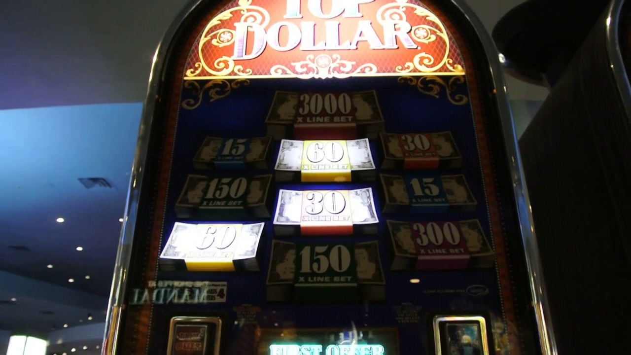 Dollar Slot Machine