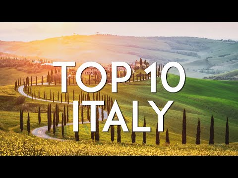 TOP 10 things to do in ITALY | Travel Guide 2019