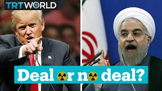 US-Iran nuke deal