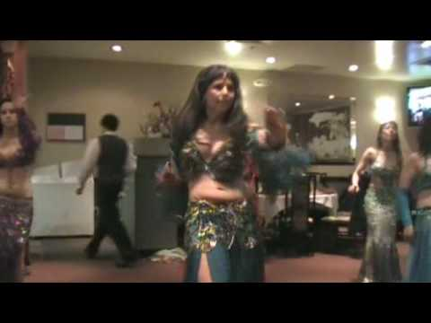 Belly Dance by the Wind and Sand Dance Company in Cleveland