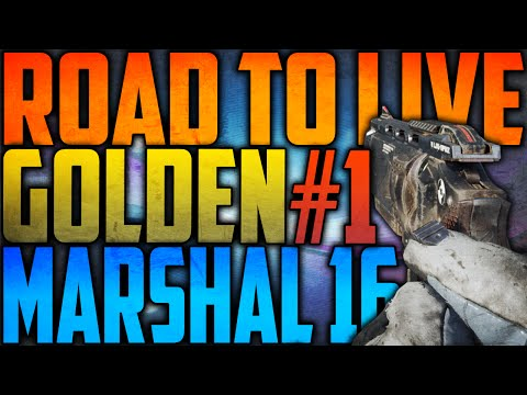 LASTIG WAPEN! - Road to Live Golden Marshal #1 (COD: Black Ops 3)