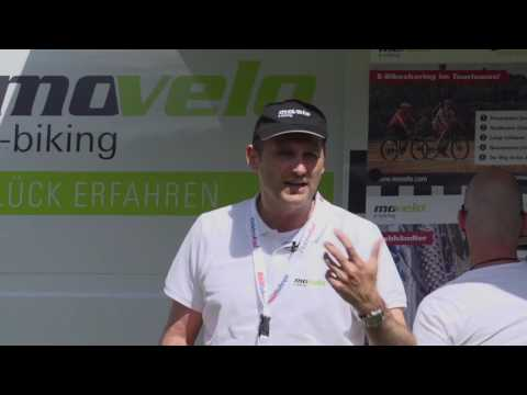 E-Bike Sharingsysteme movelo Niclas Schubert