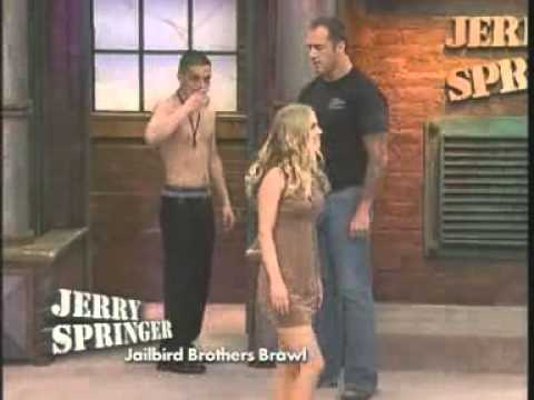 Jailbird Brothers Brawl (The Jerry Springer Show)