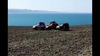 Поездка на полуостров Рыбачий (Часть 1)