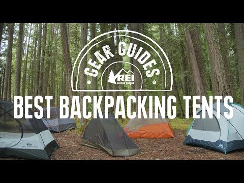 REI Co-op Gear Guide: Best Backpacking Tents