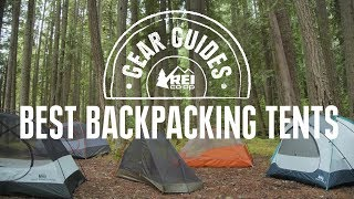 REI Co-op Gear Guide: Bęst Backpacking Tents