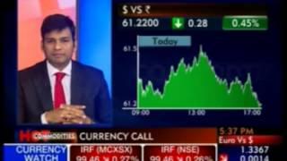 Mr Abhishek Goenka (Founder & CEO) India Forex Advisors Pvt. Ltd. on ET Now—7th August, 2014