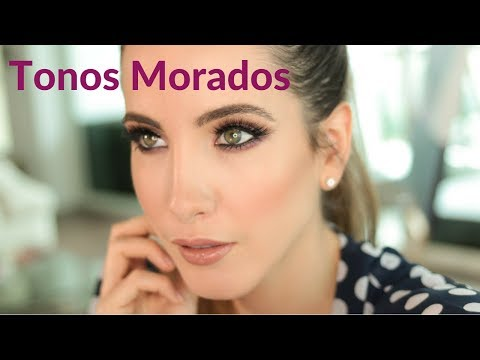Maquillaje Romantico Para la Noche en Tonos Oscuros thumbnail