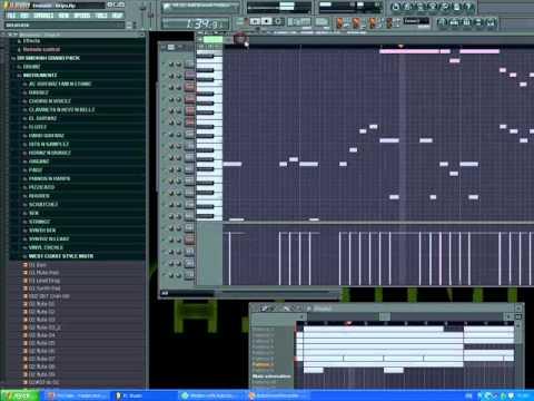 Eminem  - Drips (Instrumental Remake in FL7)