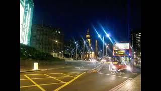 런던 야경 (영국)