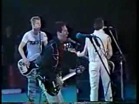 The Clash-HATE AND WAR, it's all we are.