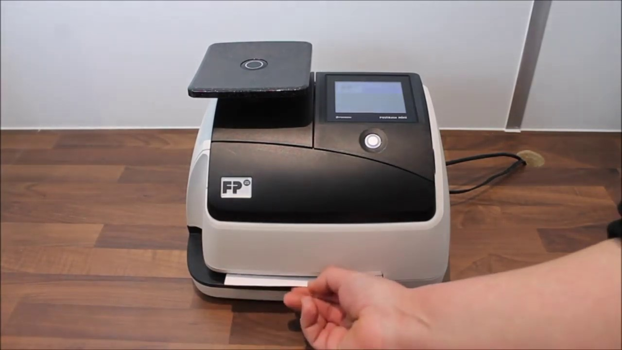 How To Use A Franking Machine You