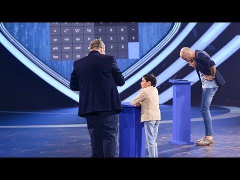 «Удивительные люди». Руслан Сафаров. Уникальные матем. способности