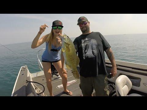 Lake St. Clair SMALLMOUTH Grind!! (Ep. 1)
