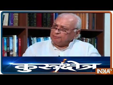क्या 'कांग्रेस' ने मुसलमानों को गटर में फेंका ? सुनिए क्या बोले आरिफ मोहम्मद खान