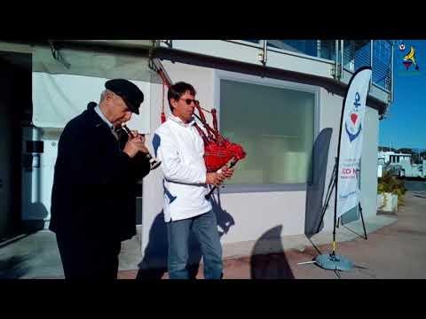 ECOMER - Yachts du Coeur - Yachts with Heart - 2017-12-09 Port Vauban - Antibes