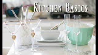 Basic Things Every Kitchen Needs & Doesn't Need! MissLizHeart