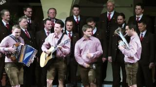 Quartett Mirnock  spielt den Walzer - Abend am Afritzer See -