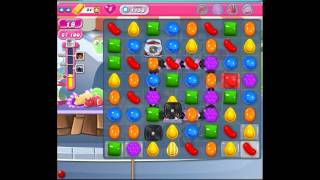 Candy Crush Saga Level 1158 No Boosters