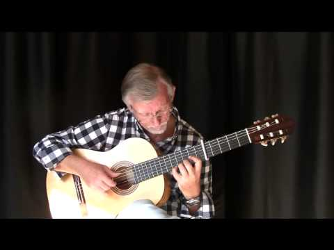 Hallelujah (Classical Guitar) performed by Per-Olov Kindgren