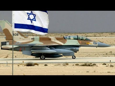 BREAKING: Sources Say Israeli War Planes Fire Missiles At Dumayr and T4 Airbases In Syria