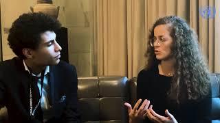 جلسة حوار شبابية عربية على هامش المنتدى العالمي الثامن لتحالف الحضارات