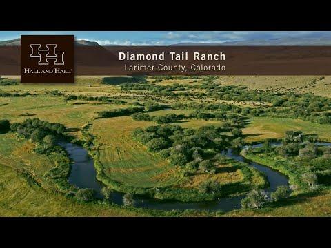 Diamond Tail Ranch - Larimer County, Colorado