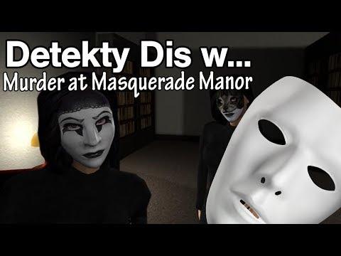 Kto zabił!? - Murder at Masquerade Manor