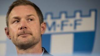 LIVE: Magnus Pehrsson ny tränare i Malmö FF