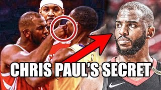 How The Rajon Rondo-Chris Paul Fight EXPOSED Chris Paul in The NBA